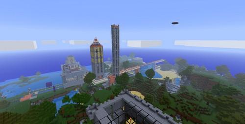 скачать Minecraft v1.7.2 (2011) PC RePack бесплатно без регистрации и смс.